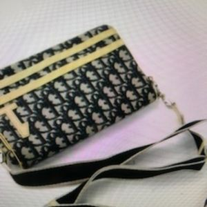 Authentic Christian Dior Crossbody